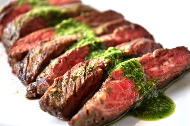 What Serve Steak together with Tartelettes au citron besides Kartoffelgerichte Potato Dishes as well Wine Varieties likewise Cook Steak In The Oven. on chimichurri steak